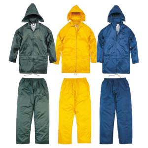 Radno odijelo PVC / PES / PVC