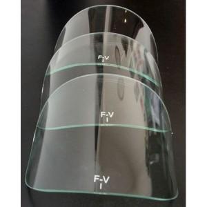 stakleni vizir za plinsku masku TR82
