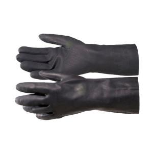 Rukavice neopren crne gumene R4